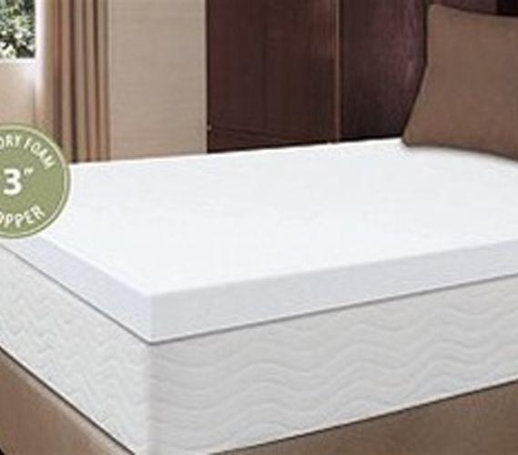 Memorable Memory Foam Mattress   Dorm room bedding, Mattress