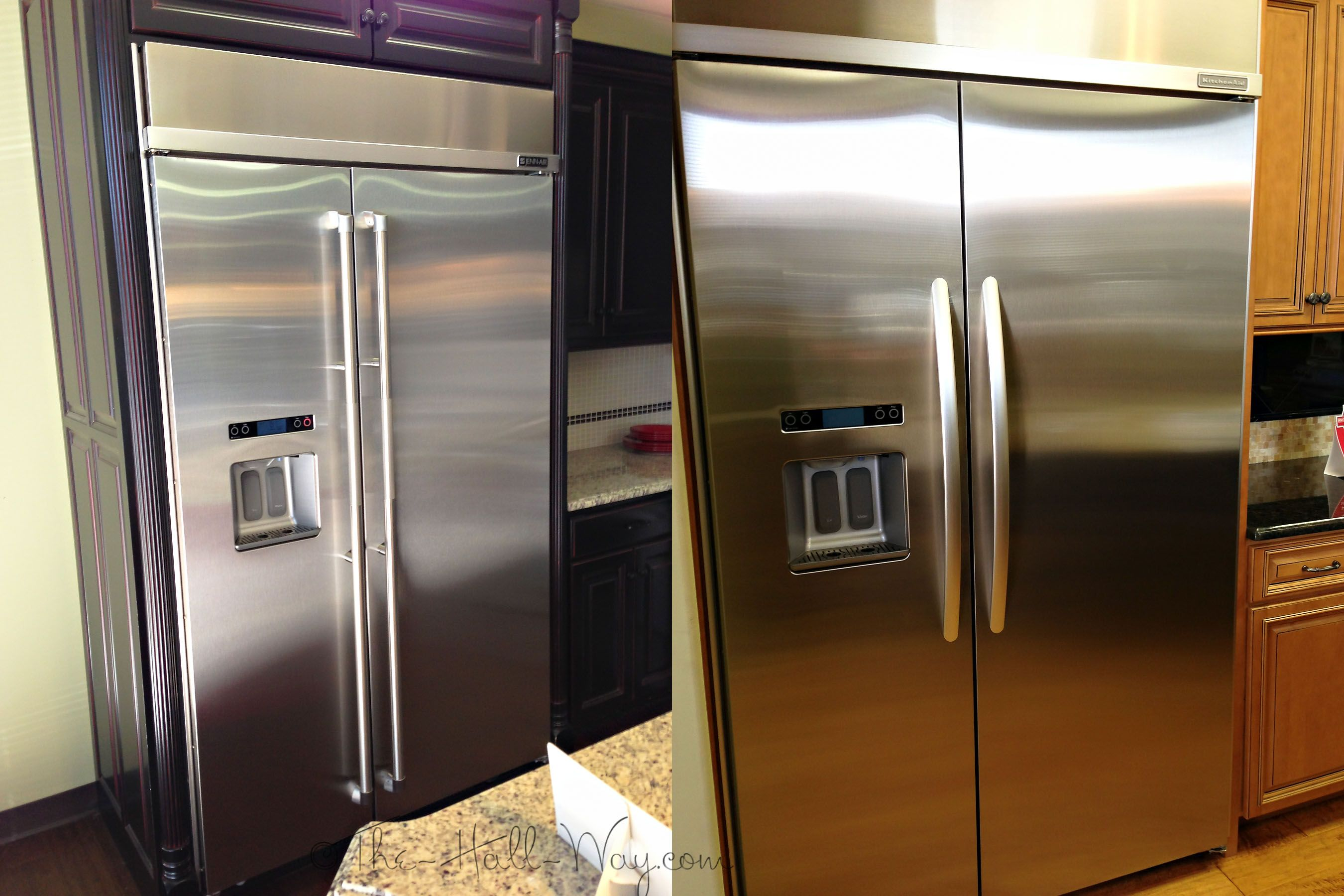 Exceptionnel Jenn Air Vs Kitchenaid Fridge #appliances #JennAir