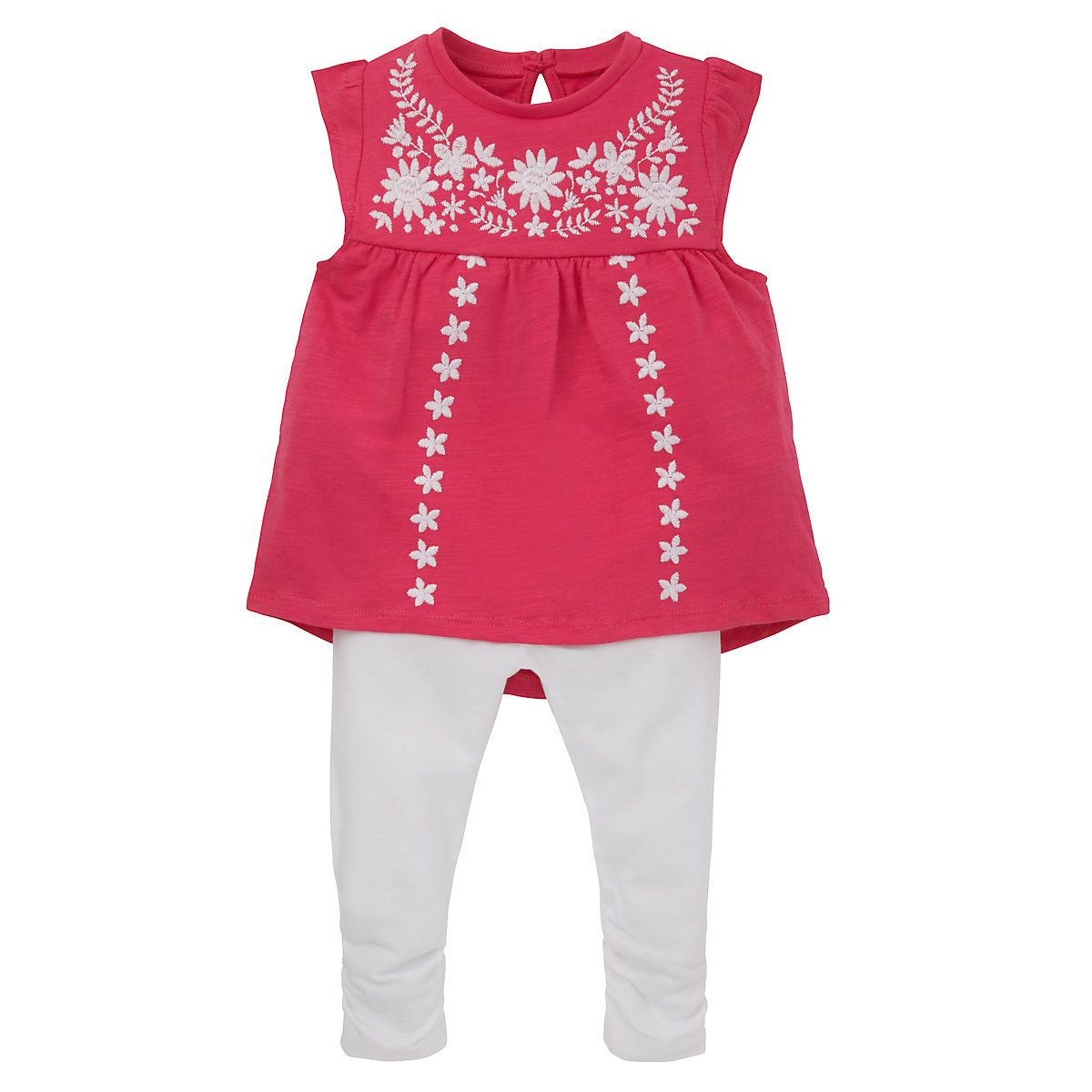 Flamingo Blouse and Shorts Set - co-ordinated sets - Mothercare