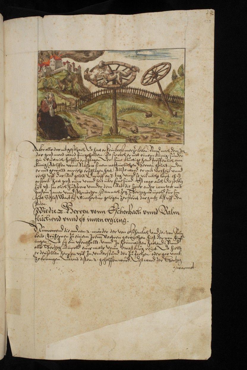 Aarau, Aargauer Kantonsbibliothek, MsWettF 16: 1 Wettingen · 1576 f.139
