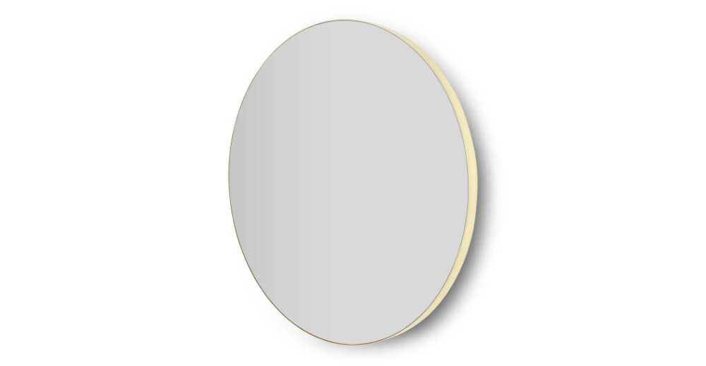 Made Brass Wall Mirror In 2020 Round Mirrors Mirror Brass