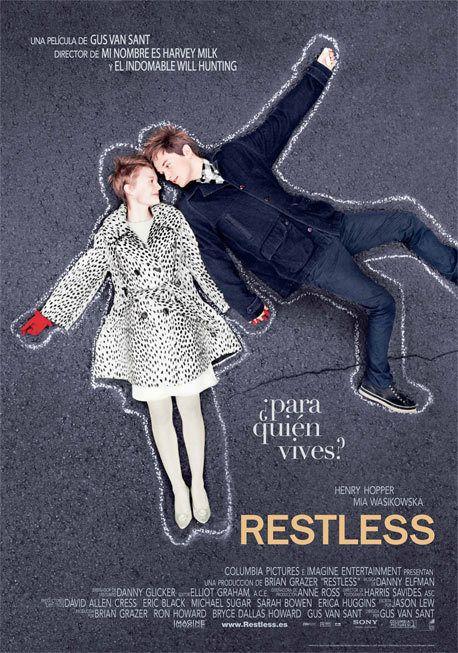 Found On Http Peliculas Labutaca Net Restless Restless Movie Mia Wasikowska Movie Posters
