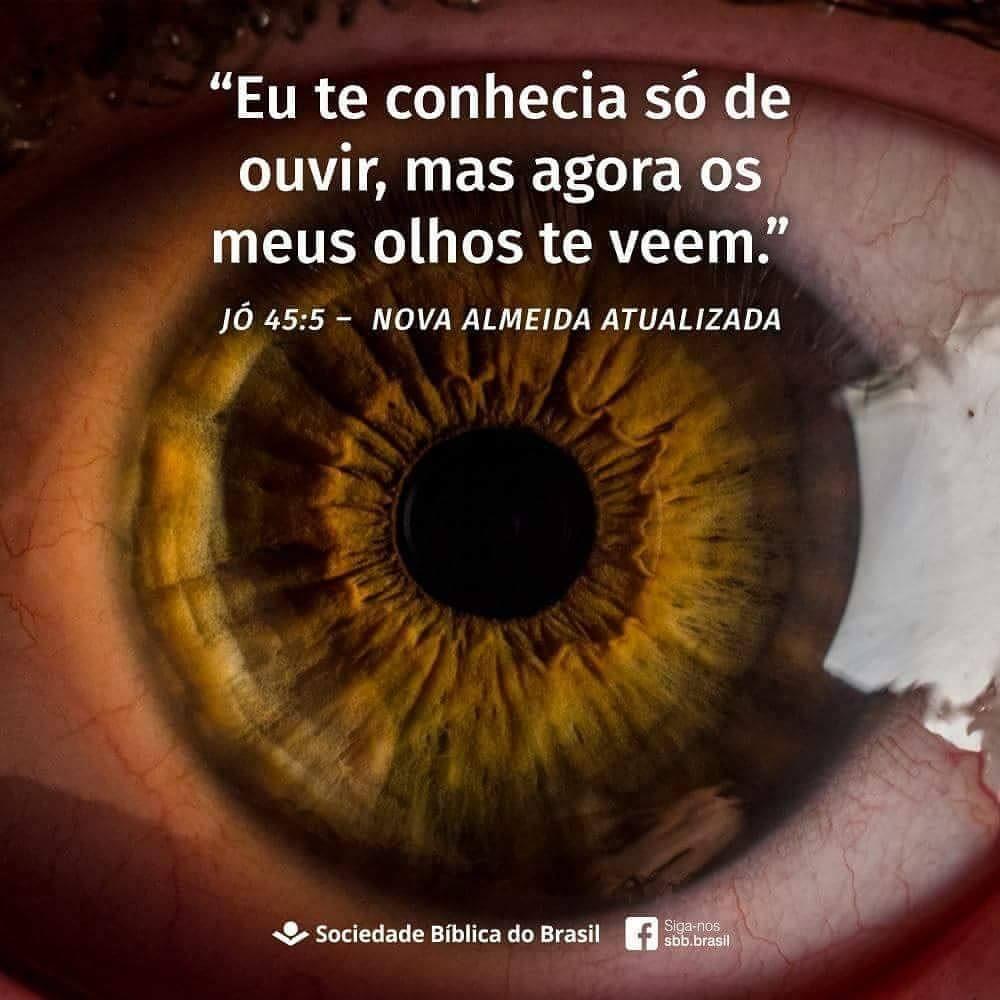 Eu Te Conhecia So De Ouvir Mas Agora Os Meus Olhos Te Veem