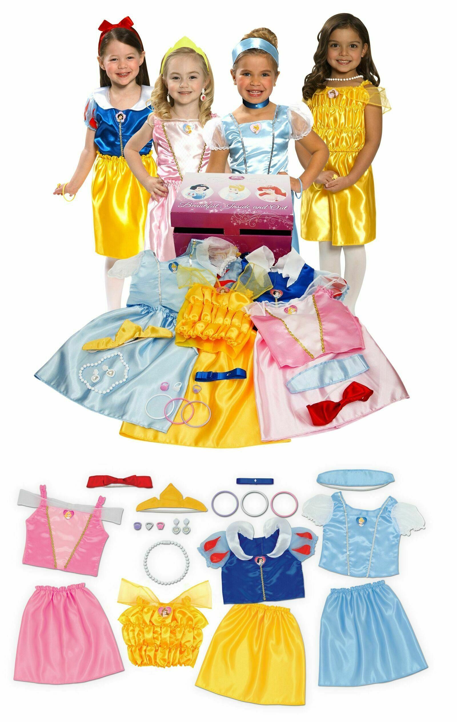 Dressup costumes 19172 disney princess royal dress up