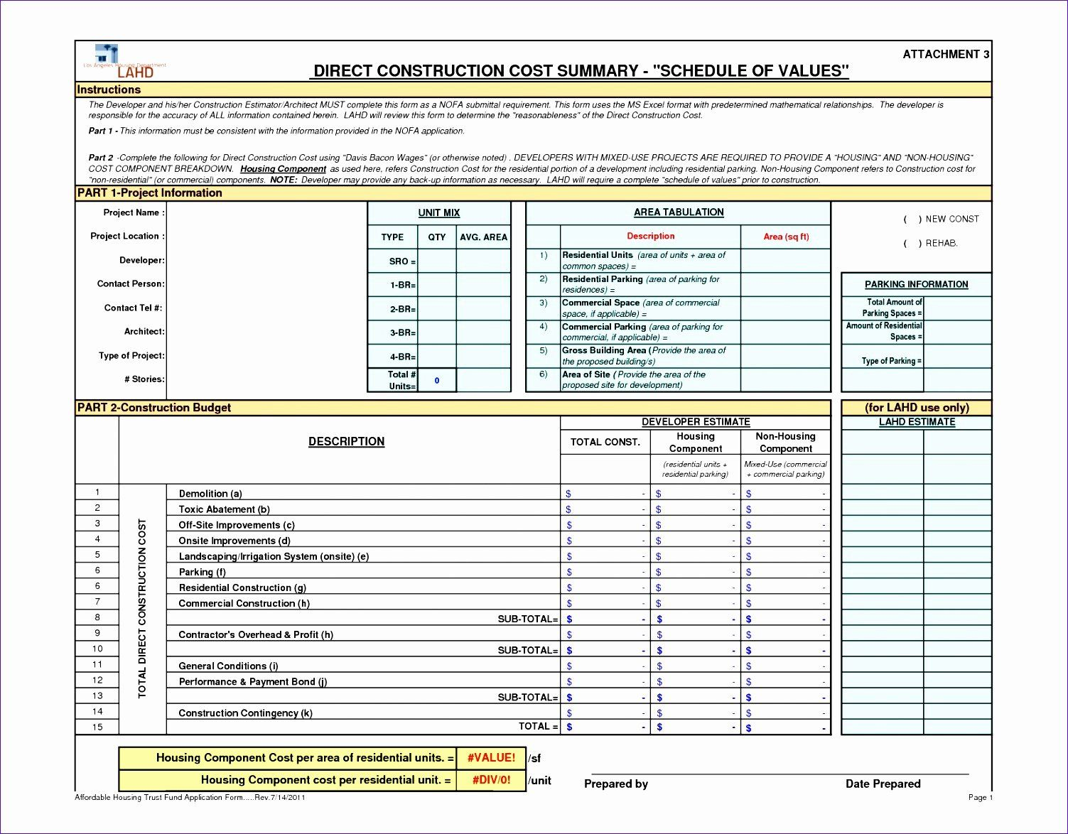 30 Residential Construction Schedule Template In 2020