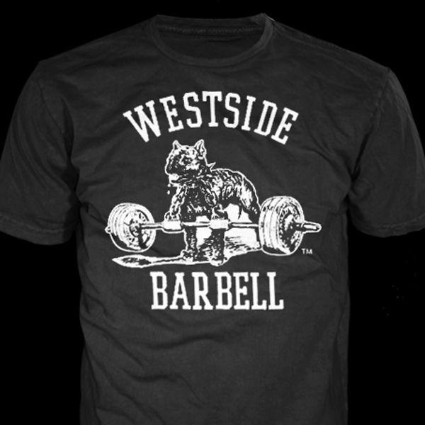 Westside Barbell TShirt Westside barbell, Shirts, Westside