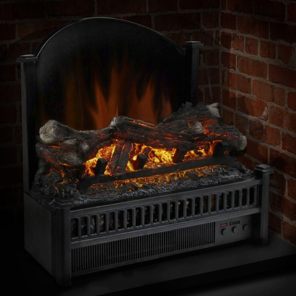 23 in Electric Fireplace Insert Electric fireplace insert