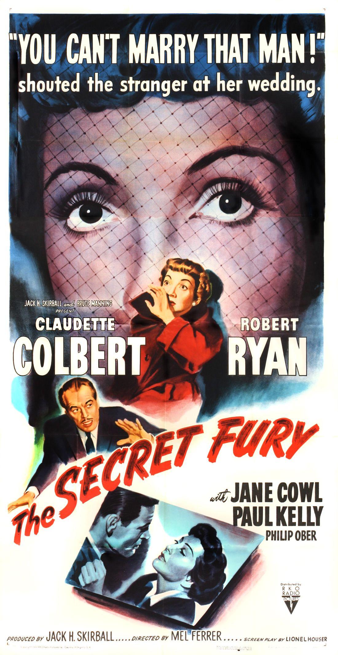 The Secret Fury   (1950)