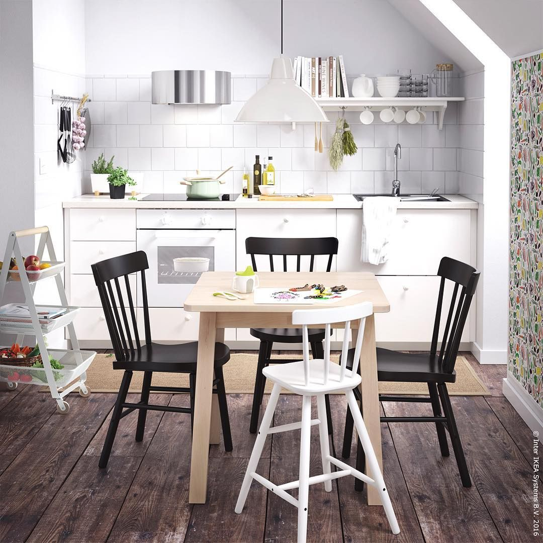 IKEA, #Tisch #NORRÅKER #Stuhl #NORRARYD | Home sweet home ...