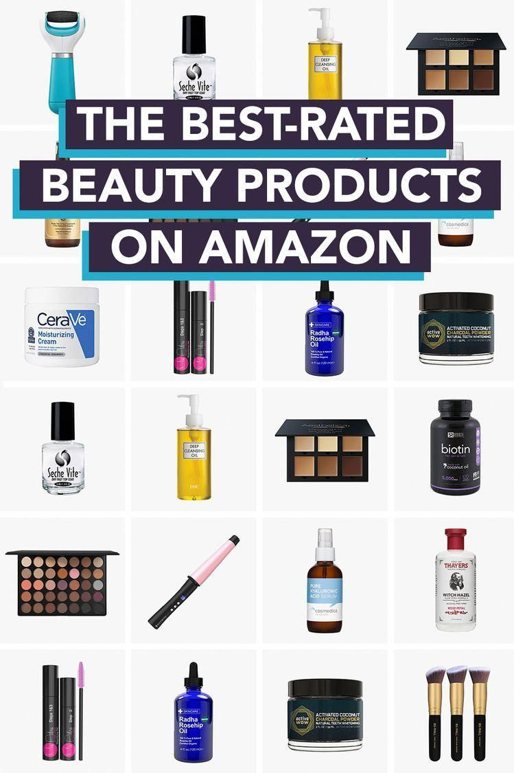 It S Official These Are The Top 50 Beauty Buys You Need From Amazon In 2020 Amazon Beauty Products Amazon Skincare Beauty Routine Checklist
