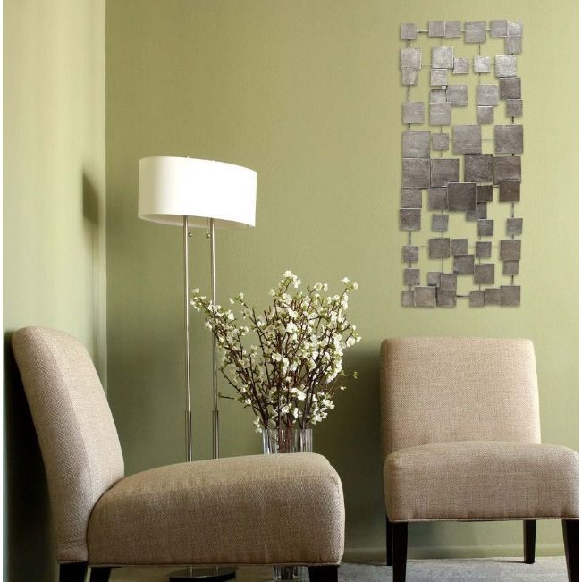 Stratton Home Decor Wall Hanging Geometric Tiles SHD0211 Products