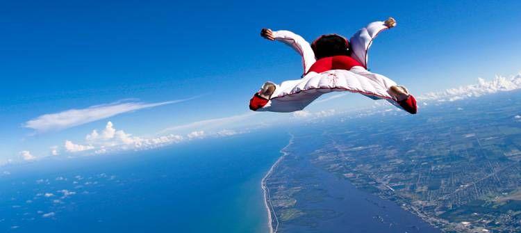 Skydive Sebastian - Skydiving over the Florida Coastline