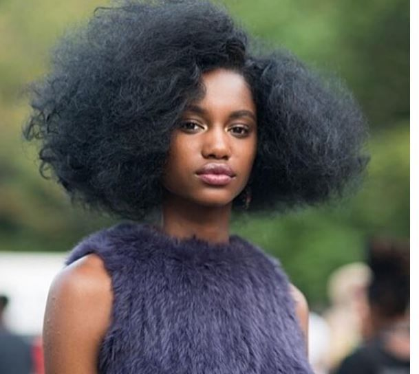 """A Closer Look At The Odd Question """"Is Natural Hair For You?"""" Read the article here - http://blackhairinformation.com/by-type/natural-hair/closer-look-odd-question-natural-hair/"""