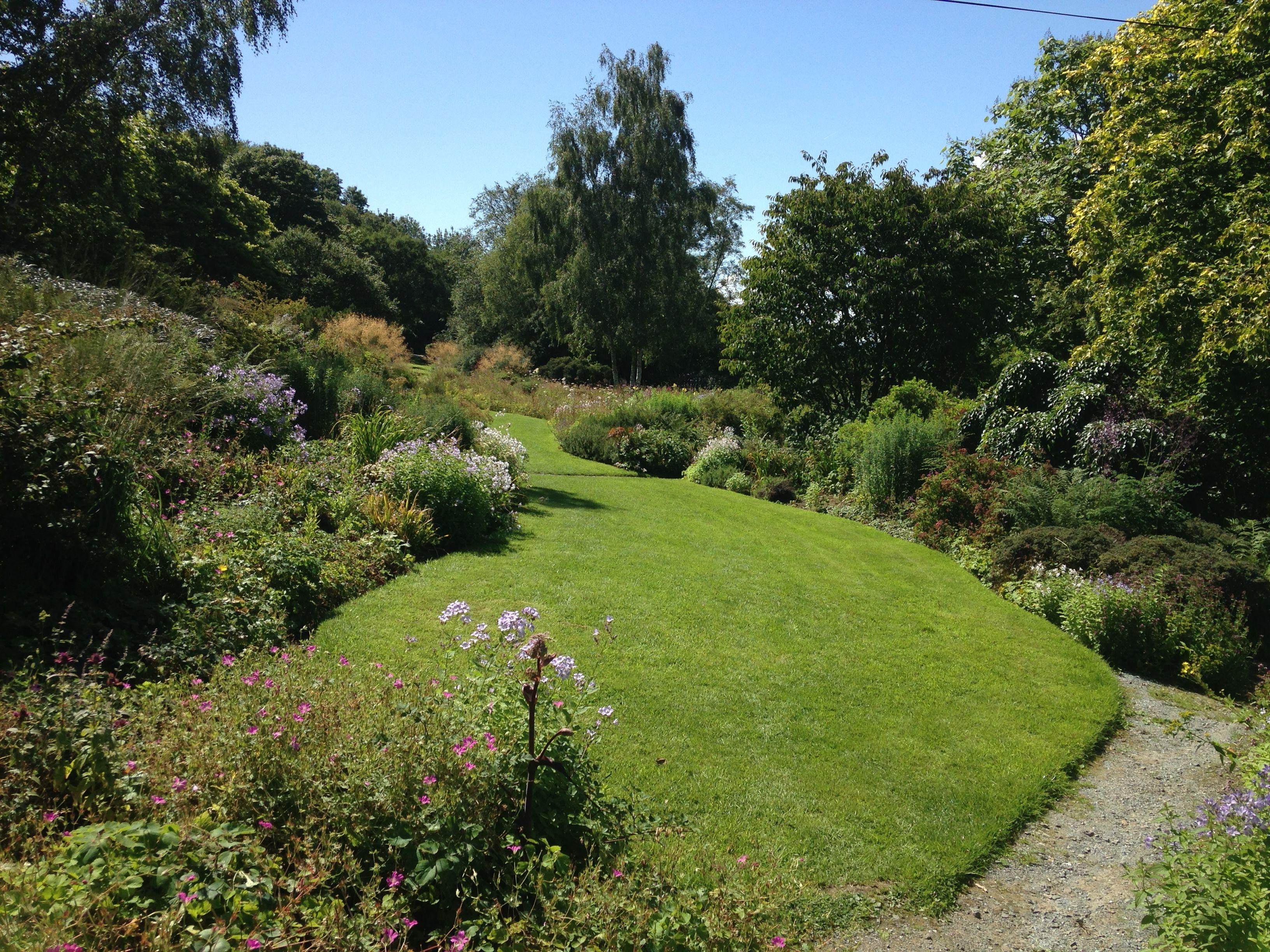 The Garden House Summer 2015