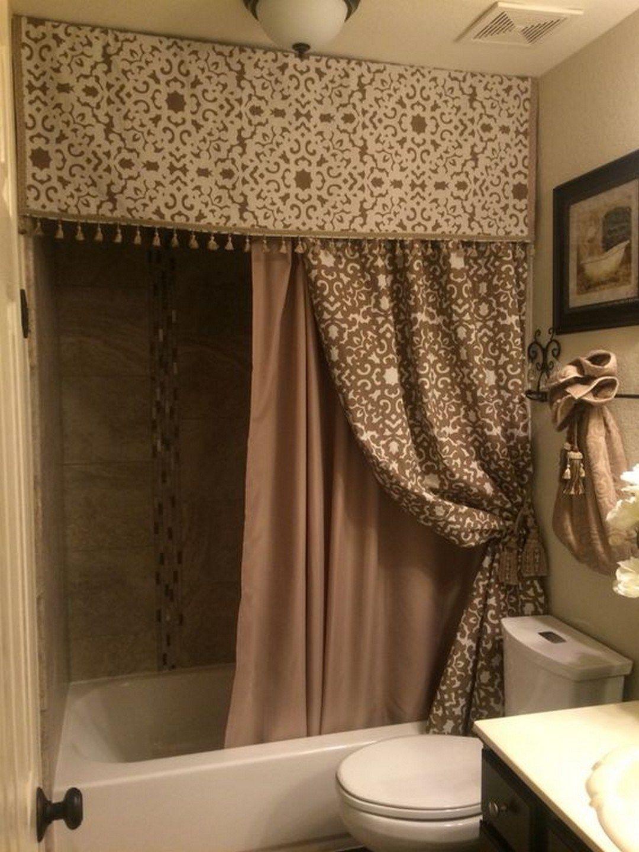 Most Fabulous Bathroom Drapery Ideas With Images Bathroom