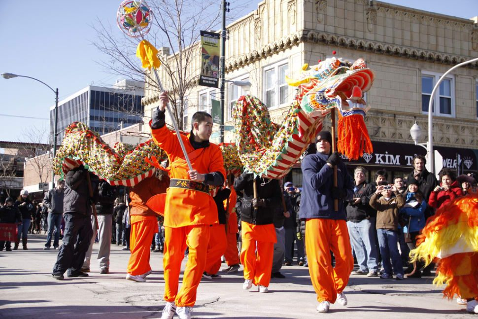 Chinatown Lunar New Year Parade 2020 in Chicago Dates