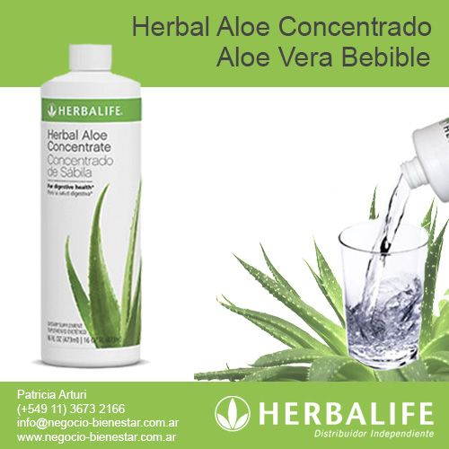 Desinflamante Cicatrizante Y Depurativo Proba El Herbal Aloe Concentrado Herbalife Hand Soap Bottle Hand Soap Soap