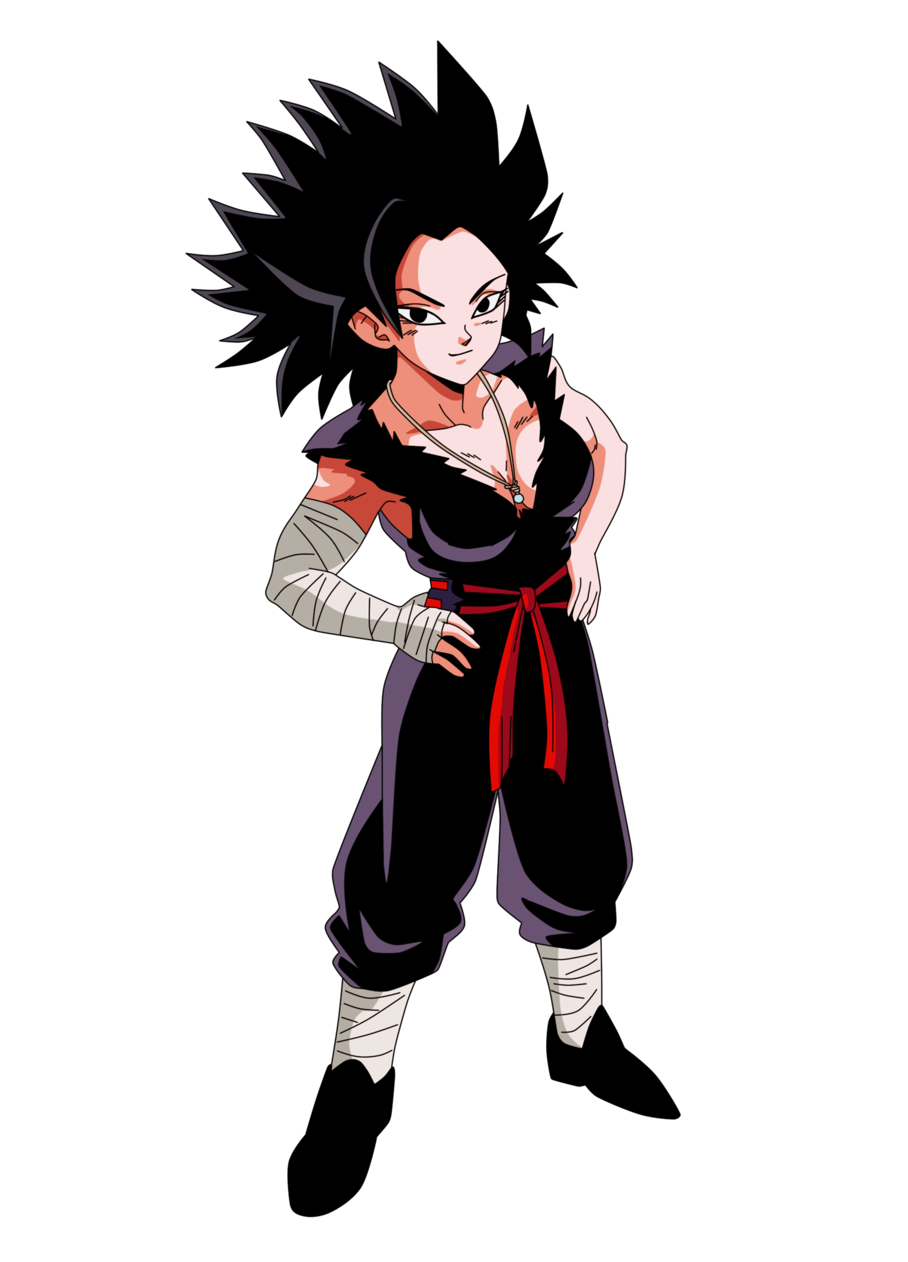 Dragonball Caulifla