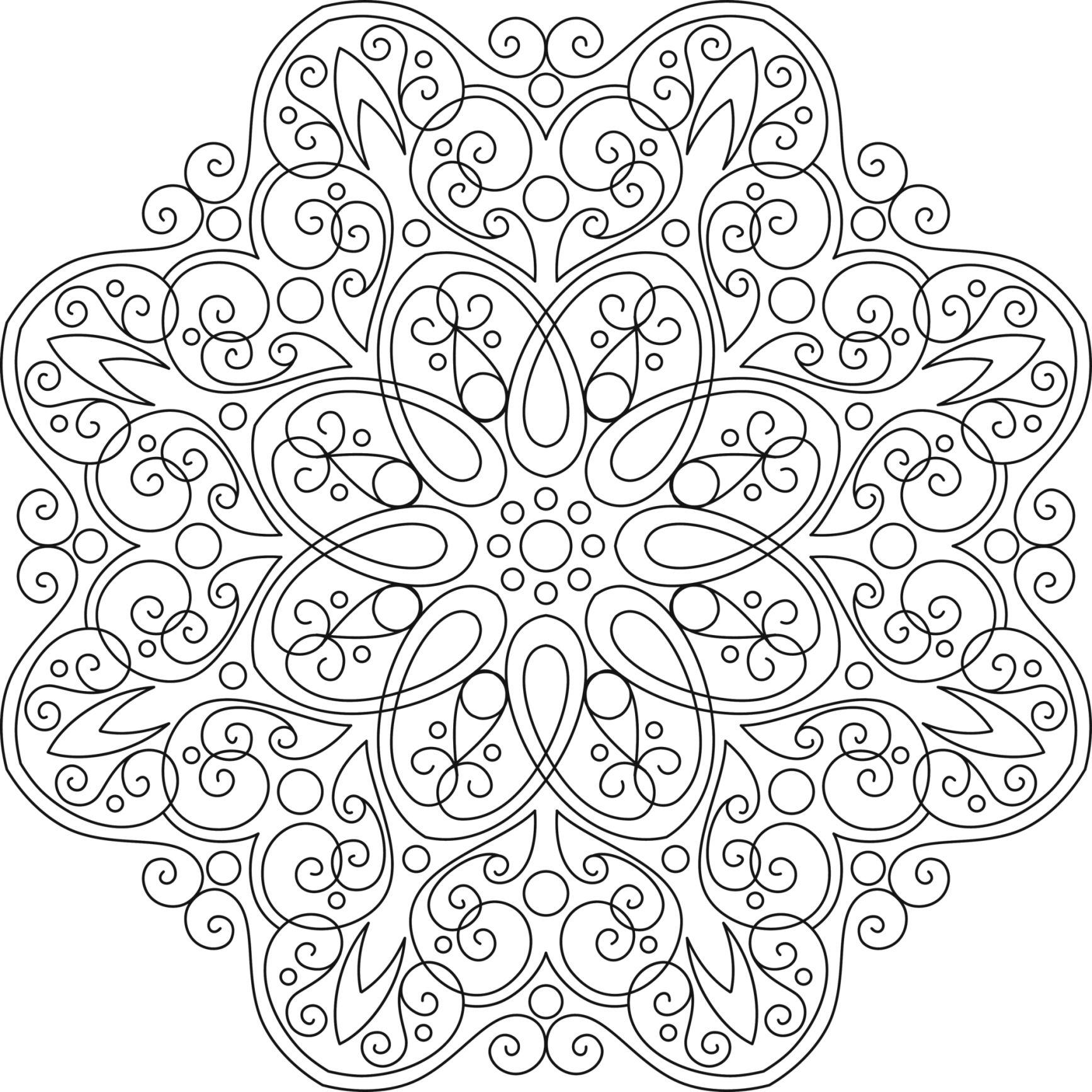 imagenes-para-colorear-para-adultos-dibujos.jpg (1735×1735 ...