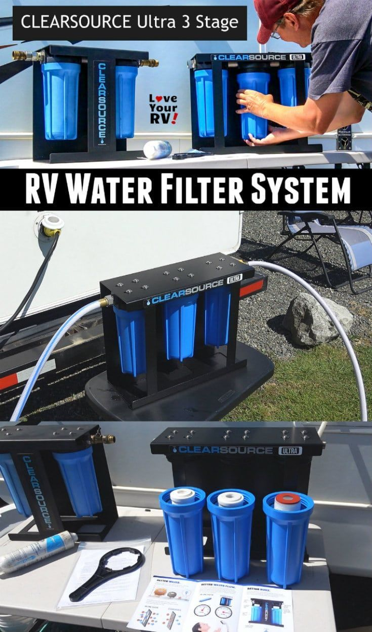 The Best RV Water Filters for 2020: Reviews by SmartRVing