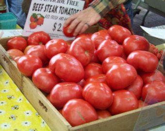 Popular items for beefsteak tomato on Etsy