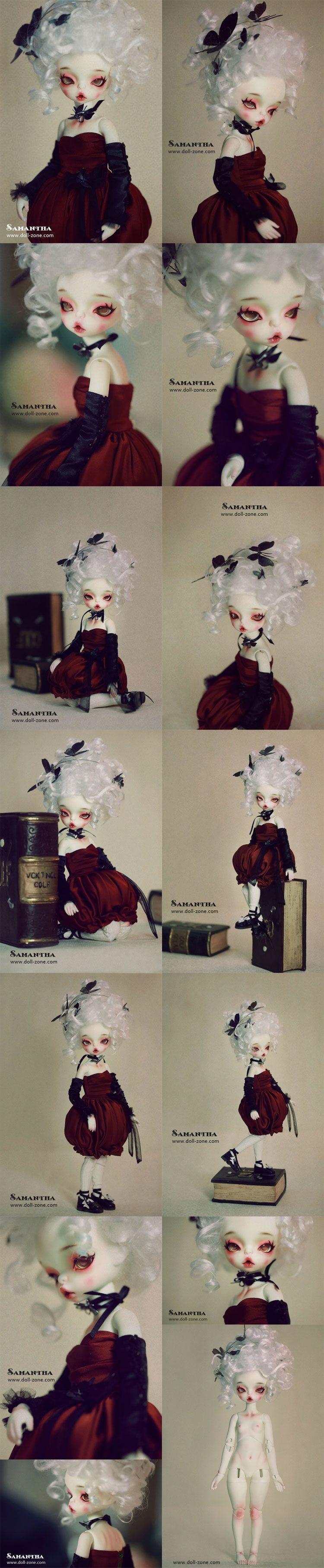 BJD 29cm Miyou Boy Boll-jointed doll_DZ BB Size Doll