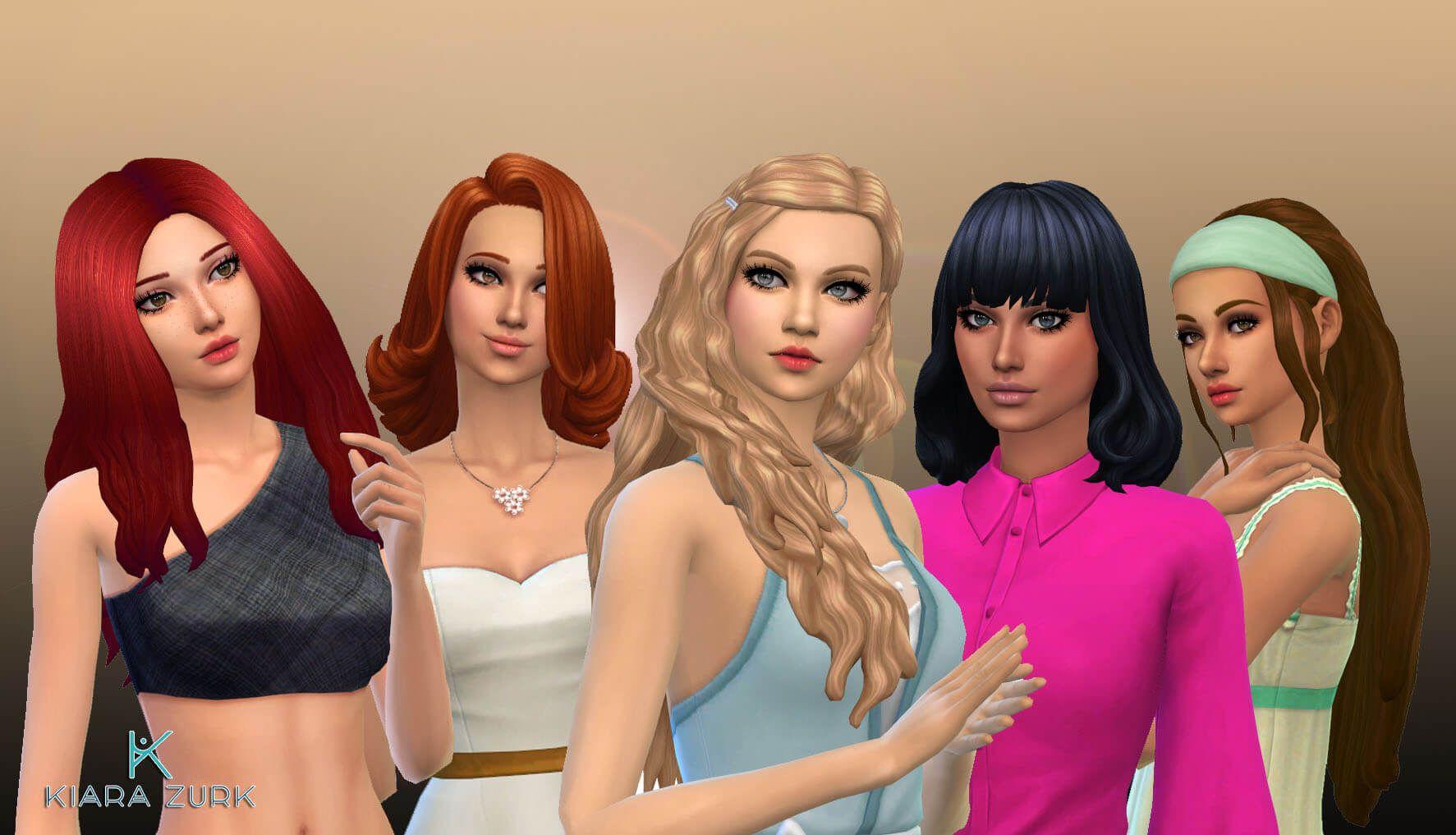 Female Long Hair Pack 30 In 2020 Long Hair Styles Hair Pack Womens Hairstyles