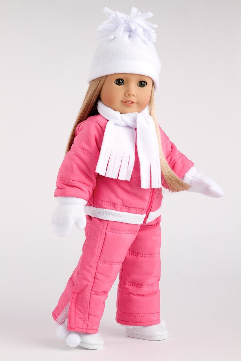 Hat Kids Toys Mittens Doll Clothes: Coat