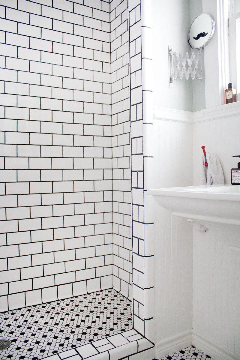 Ericus stylish sunshinefilled house white subway tiles subway