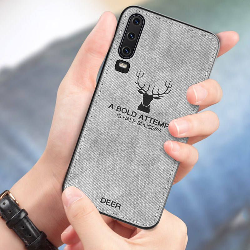 For Huawei P30 Pro Case Fabric Cloth Soft Silicone Back Cover For Huawei Mate 20 Lite P30 P20 Mate 10 Lite Phone Cases In 2020 Silicone Cover Soft Silicone Phone Cases