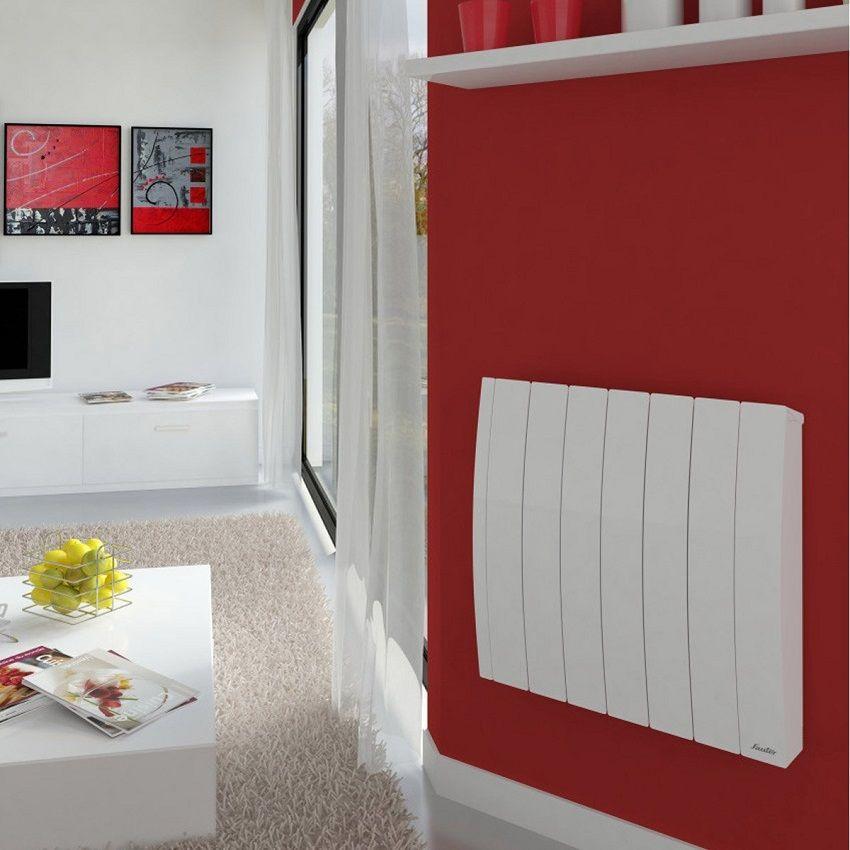 radiateur lectrique inertie fluide sauter bachata 1500 w maison merlin et salons. Black Bedroom Furniture Sets. Home Design Ideas