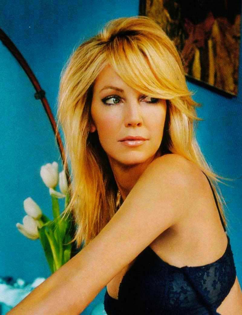 flirting with forty heather locklear wedding dress pictures ideas