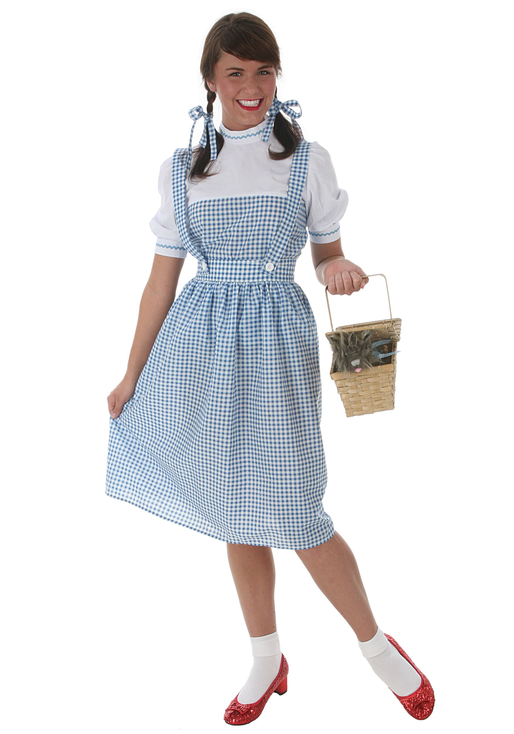 478ac8a340403 Wizard of Oz Dorothy Costume   Halloween Costumes   Pinterest ...