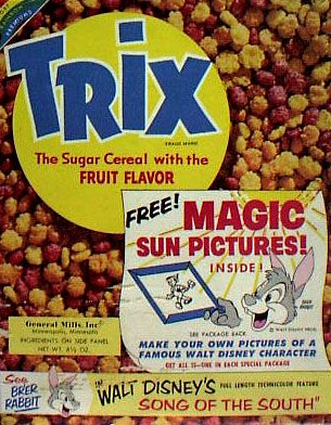 pin by al martinez on old cereal boxes pinterest cereal trix