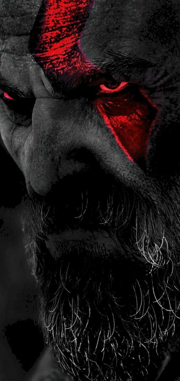 Kratos God of War (720x1280)