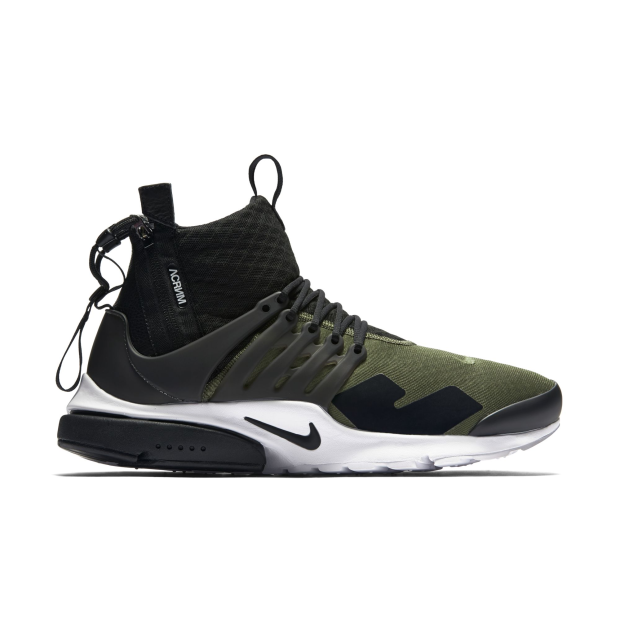 Here's Your Best Look Yet at ACRONYM's NikeLab Air Presto Mids | Air presto,  Nike presto and Basket nike