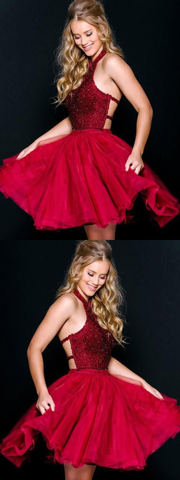 Burgundy prom dresses burgundypromdresses prom dresses short