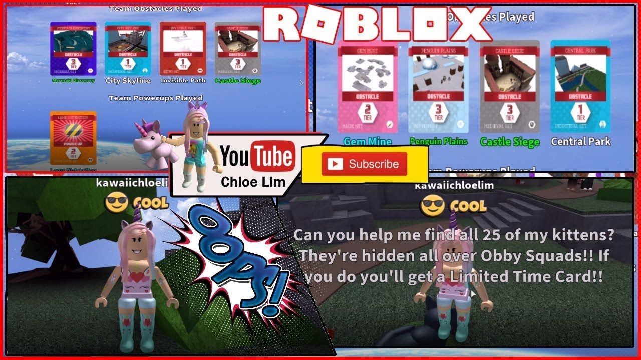 Roblox Obby Squads Gameplay Event 3 Codes Roblox Coding Squad