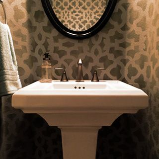 JCA Design Group - Interior Design and Remodeling - Projects - Stencil