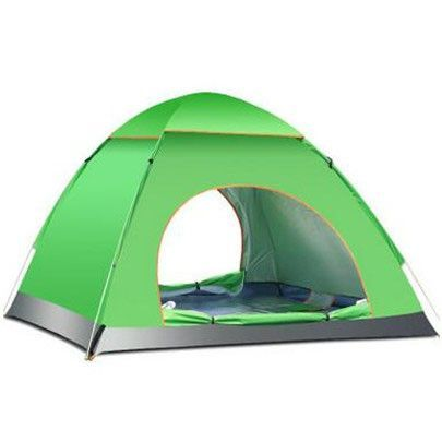 Top Quality Tents Double Layer 3 - 4 Person Rainproof Ourdoor C&ing For Hiking Fishing Tendas Hunting Picnic Party Tienda Q072 | Products | Pinterest ...  sc 1 st  Pinterest & Top Quality Tents Double Layer 3 - 4 Person Rainproof Ourdoor ...