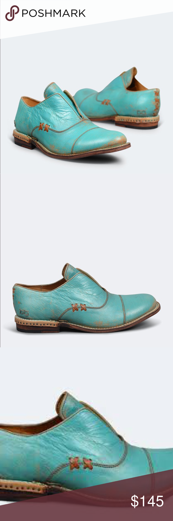 Bed Stu Garden Turquoise Lux Oxford Sold Out Online Amazing Shoes In Beautiful Ocean