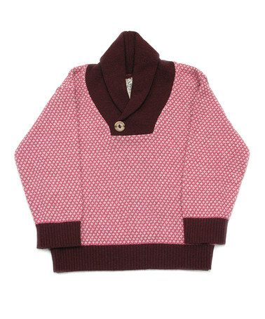 Rose Charmer Shawl Collar Pullover - Infant, Toddler & Girls by Loop Collection #zulily #zulilyfinds