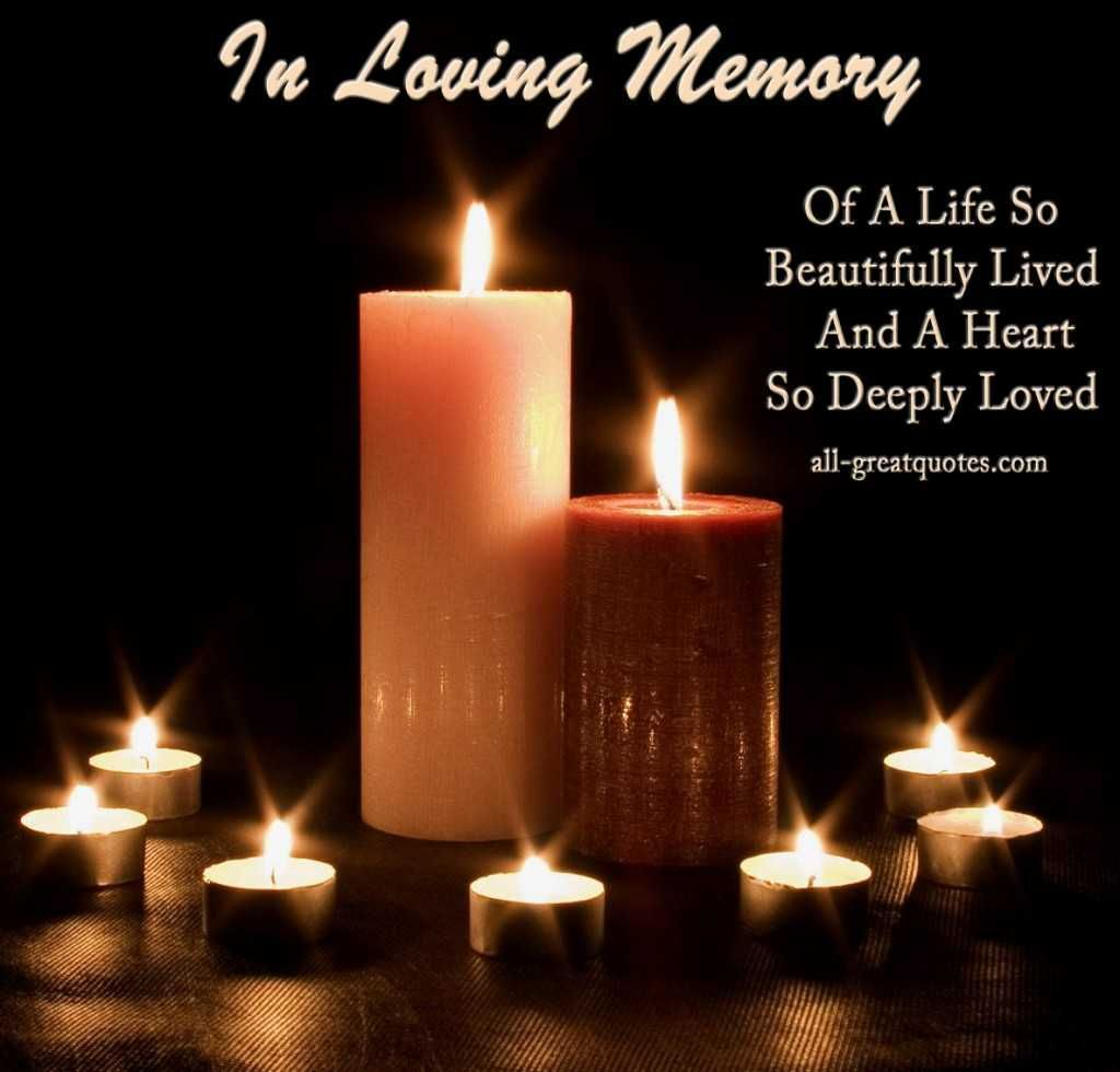 In Loving Memory Quotes Best In Loving Memory  In Memoriam  Poems Verses On Cards