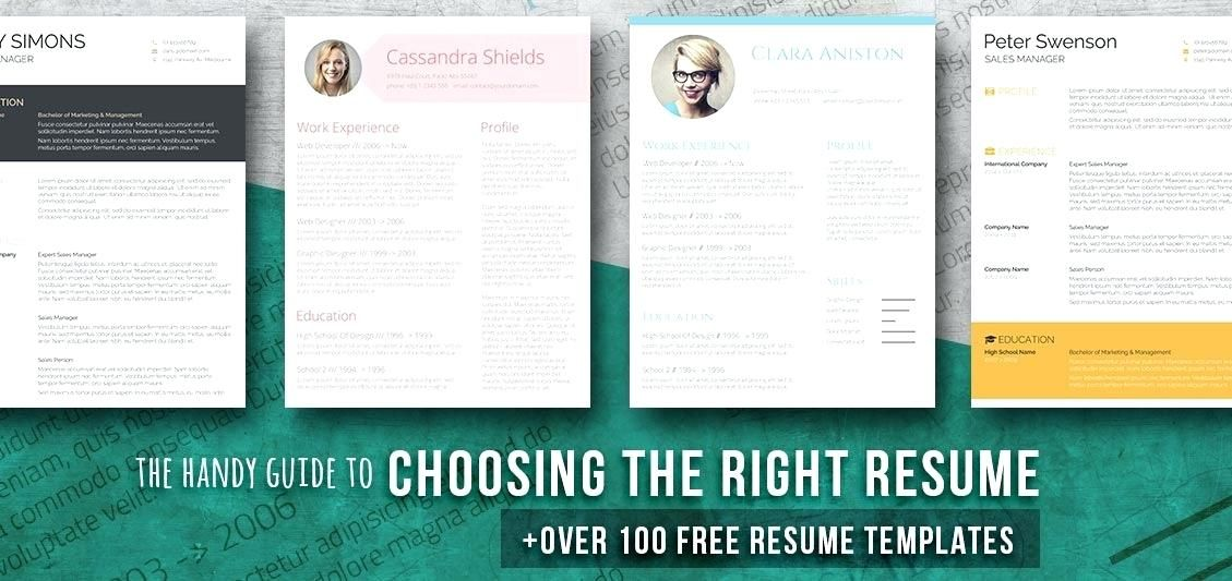 word template for resume free resume templates for word