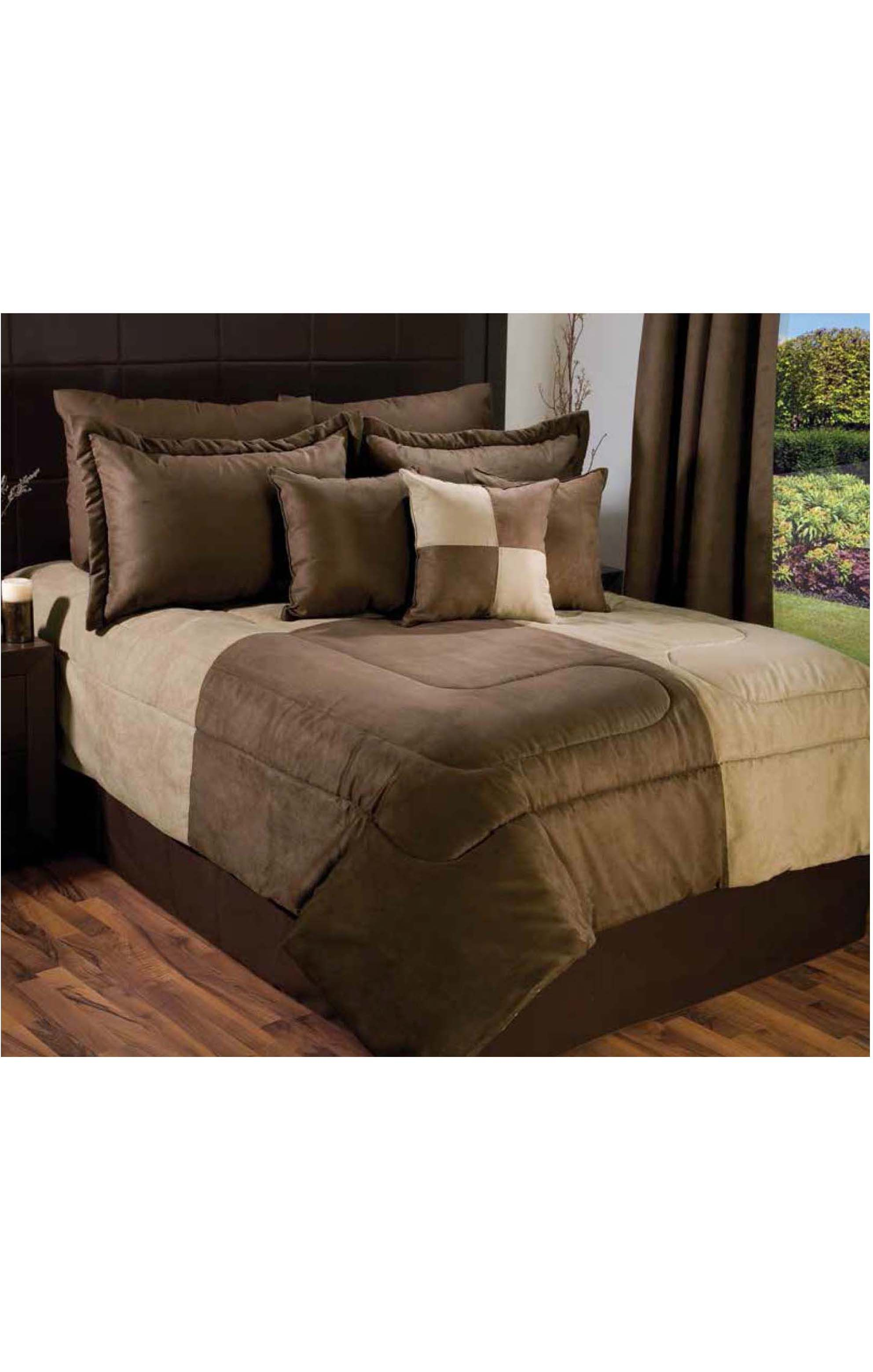 Mostrar detalles para dormireal edredon ajedrez chocolate - Colchas y cortinas modernas ...