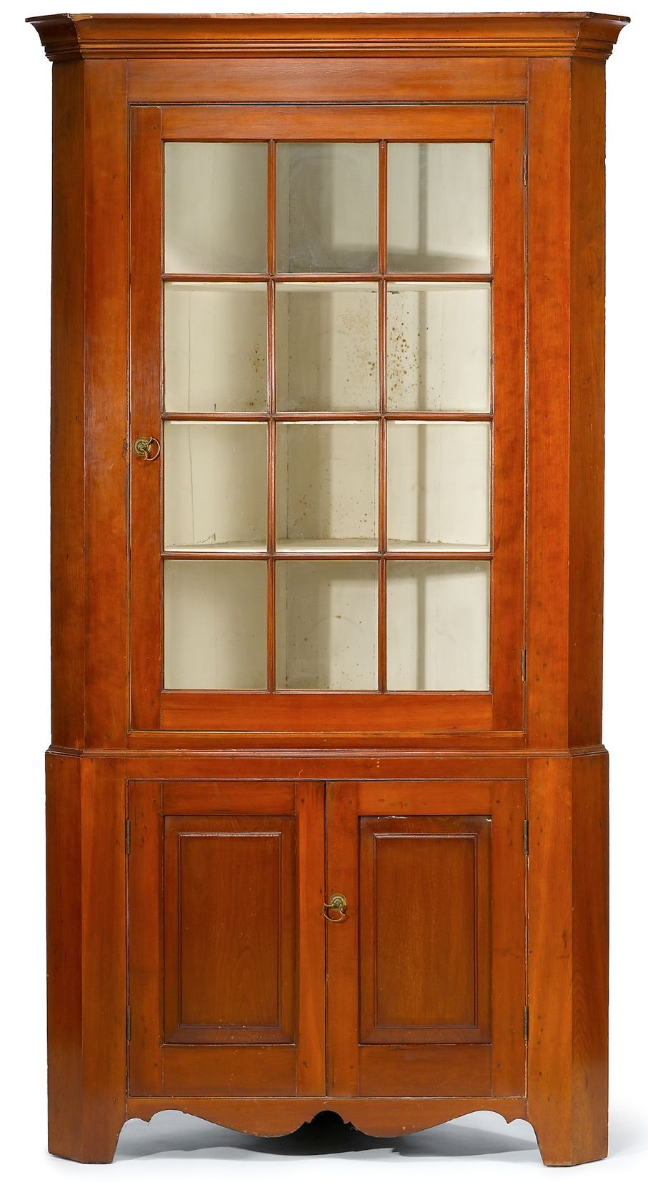 shop library cupboards craftsman cabinet divider cupboard bookcase arts mission antique oak crafts