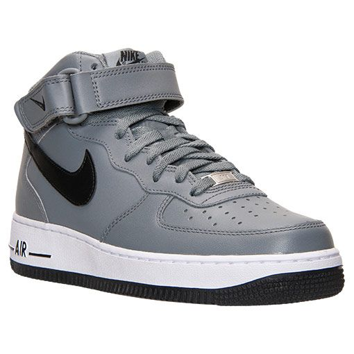 Men's Nike Air Force 1 Mid Casual Shoes | Nike air force, Casual shoes and Air  force