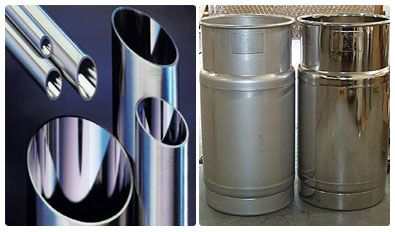 Electropolishing of #stainless #steel is a #reverse plating