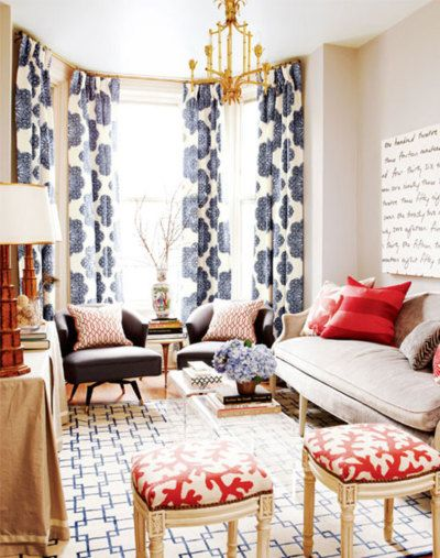 Do Try This At Home Mixed Prints Mixing Patterns Home Decor Narrow Living Room Home Living Room Home