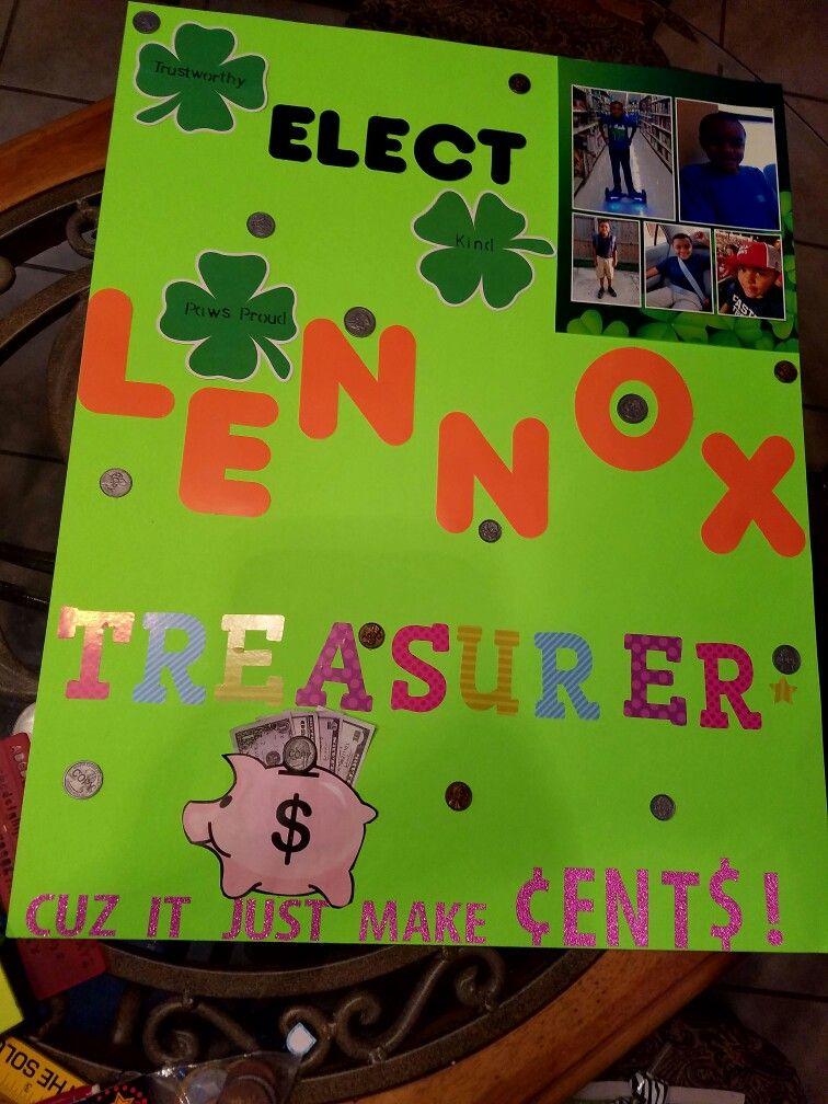 4H Treasurer Crafts, 4 h
